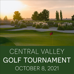 13th Annual Central Valley Chapter Golf Tournament