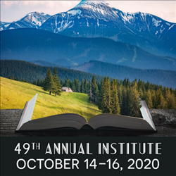 49th Annual Institute: High Elevation Education