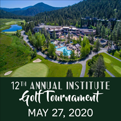 12th Annual Institute Golf Tournament